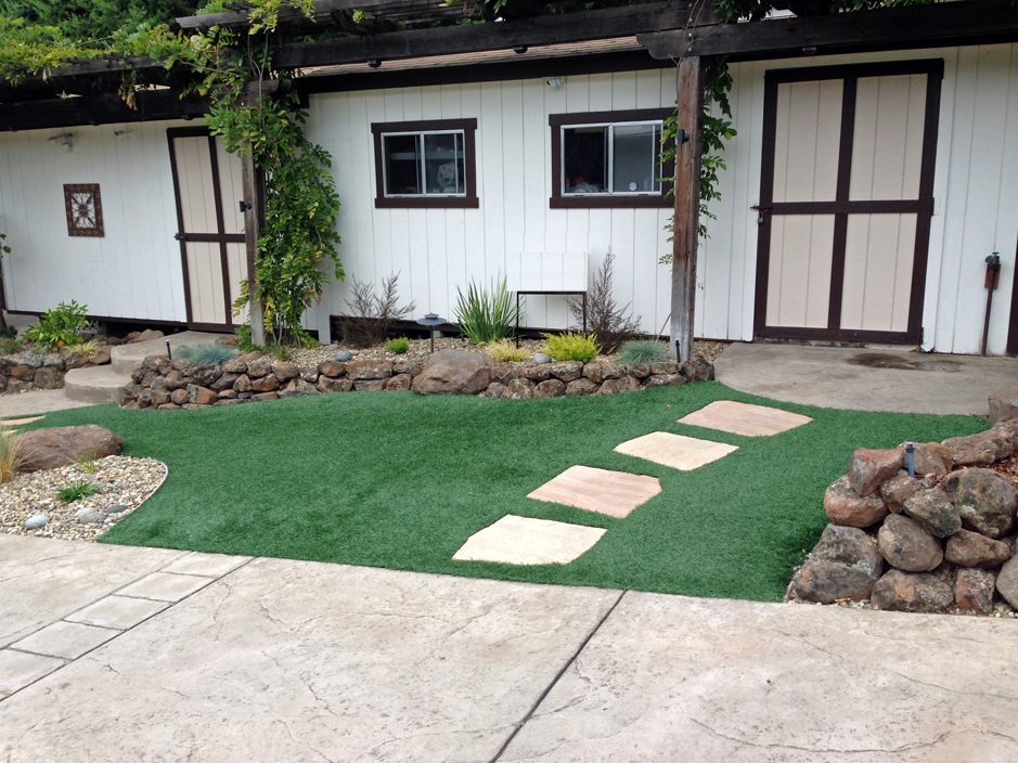 fake grass carpet fuller acres california garden ideas small front yard landscaping