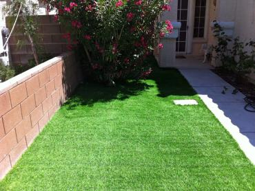 Artificial Grass Photos: Artificial Grass Carpet North Tustin, California Paver Patio, Landscaping Ideas For Front Yard