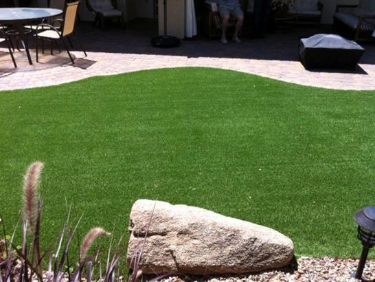 Artificial Grass Photos: Artificial Grass Installation Avocado Heights, California Backyard Deck Ideas, Backyard Landscaping Ideas