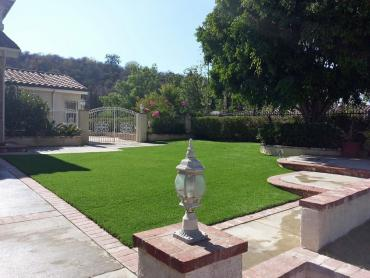 Artificial Grass Photos: Artificial Grass Installation Rossmoor, California Landscape Design, Front Yard Landscape Ideas