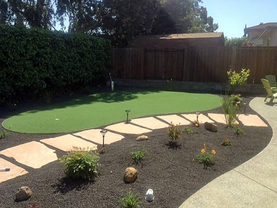 Artificial Grass Photos: Artificial Grass Newport Beach, California Roof Top, Beautiful Backyards