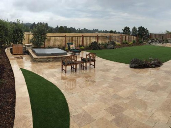 Artificial Grass Photos: Artificial Turf Cost Mojave, California Landscape Design, Backyards