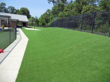 Artificial Grass Photos: Artificial Turf Installation El Monte, California Landscaping, Commercial Landscape