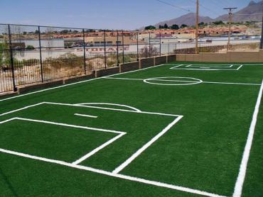 Artificial Grass Photos: Artificial Turf Installation Hawthorne, California Eco Friendly Products