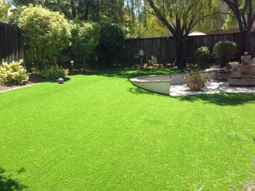 Artificial Turf Installation La Canada Flintridge, California Rooftop, Backyards artificial grass
