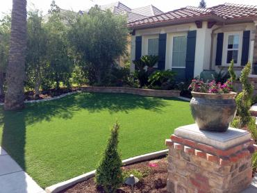 Artificial Grass Photos: Artificial Turf Installation Stallion Springs, California Garden Ideas, Front Yard