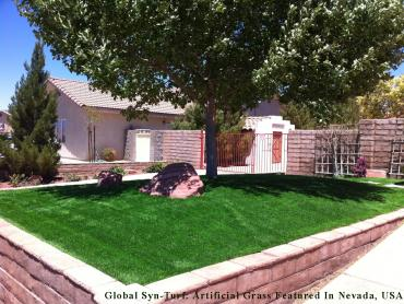 Artificial Turf Installation Toro Canyon, California Landscape Ideas, Front Yard artificial grass