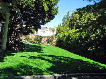 Artificial Grass Photos: Artificial Turf Universal City, California Paver Patio, Backyard Landscaping