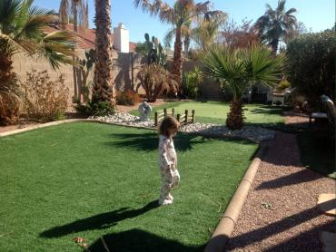 Artificial Grass Photos: Fake Grass Carpet Van Nuys, California Garden Ideas, Backyard Landscape Ideas