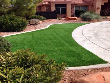 Artificial Grass Photos: Fake Grass Carpet West Covina, California Backyard Deck Ideas, Front Yard Landscape Ideas