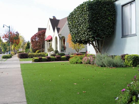 Artificial Grass Photos: Fake Grass Inglewood, California Lawns, Small Front Yard Landscaping