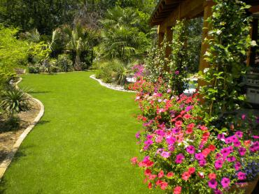 Artificial Grass Photos: Fake Grass Los Angeles, California Paver Patio, Backyard Landscape Ideas