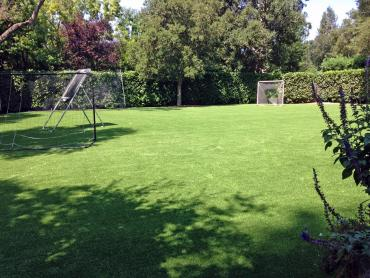 Artificial Grass Photos: Grass Carpet Bradbury, California Football Field, Backyard Design