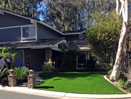 Artificial Grass Photos: Green Lawn La Canada Flintridge, California Lawn And Landscape, Front Yard Landscaping Ideas