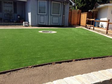 Artificial Grass Photos: Green Lawn Los Alamitos, California Landscape Rock, Front Yard Landscape Ideas