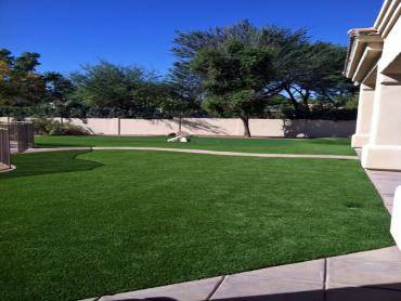 Artificial Grass Photos: Green Lawn San Gabriel, California Roof Top, Small Front Yard Landscaping