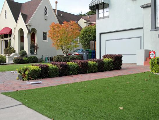 Artificial Grass Photos: Installing Artificial Grass Topanga, California Lawn And Landscape, Small Front Yard Landscaping