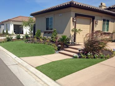 Artificial Grass Photos: Lawn Services Derby Acres, California Design Ideas, Front Yard Landscaping Ideas