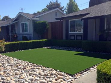 Artificial Grass Photos: Lawn Services Westmont, California Lawns, Front Yard Ideas