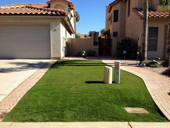 Artificial Grass Photos: Outdoor Carpet Bell, California Paver Patio, Front Yard Landscaping
