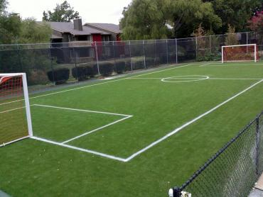Artificial Grass Photos: Outdoor Carpet Greenfield, California Backyard Soccer, Commercial Landscape