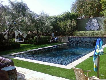 Artificial Grass Photos: Turf Grass Torrance, California Home And Garden, Pool Designs