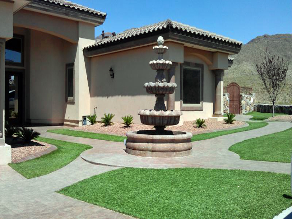 City Front Yard Landscaping Ideas Part - 50: Synthetic Turf Supplier Del Aire, California City Landscape, Front Yard  Landscaping Ideas